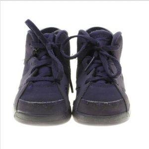 9a5da448b262d9 Nike Shoes - Nike Air Jordan Toddler Purple Dynasty Sneakers